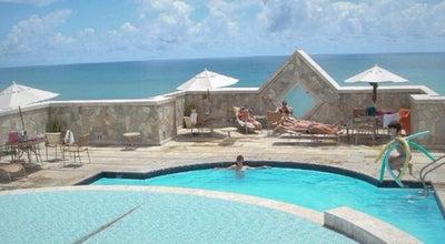Photo of Water Park Piscina do Hotel Atlante Plaza at Recife, Brazil