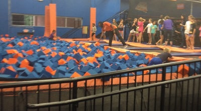 Photo of Playground Sky Zone: Indoor Trampoline Park at 1425 Market Blvd, Roswell, GA 30076, United States