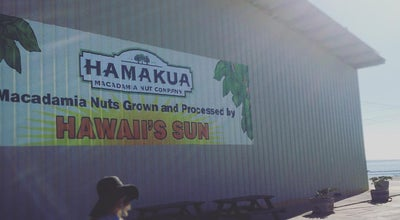 Photo of Gourmet Shop Hamakua Macadamia Nut Company at 61-3251 Maluokalani St, Kamuela, HI 96743, United States