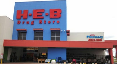 Photo of Grocery Store H-E-B at 6580 Fm 78, San Antonio, TX 78244, United States