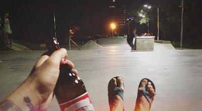 Photo of Skate Park Skateplaza VANS at Пкио «красная Пресня», Москва, Russia