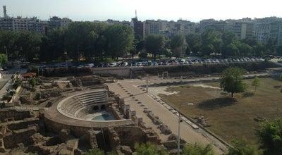 Photo of Historic Site Ρωμαϊκή Αγορά Θεσσαλονίκης (Roman Forum) at Φιλίππου, Θεσσαλονίκη, Greece