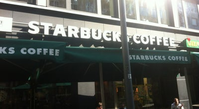 Photo of Coffee Shop Starbucks at Schützenstr. 8, München 80335, Germany