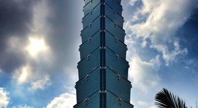 Photo of Monument / Landmark 台北101 Taipei 101 at 信義區信義路五段7號, 臺北市 Taipei 110, Taiwan