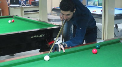 Photo of Pool Hall Sadaf Pool  Club | باشگاه بيليارد صدف at Azadegan 1 Ave., Urmia, Iran