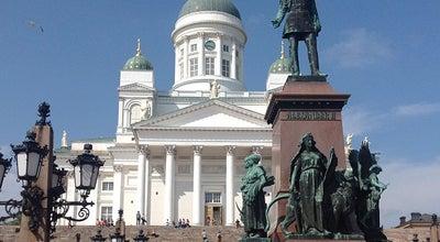 Photo of Monument / Landmark Aleksanteri II -patsas at Senaatintori, Helsinki 00170, Finland