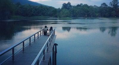 Photo of Lake อ่างแก้ว (Ang Kaew) at Chiang Mai University, Mueang Chiang Mai 50200, Thailand