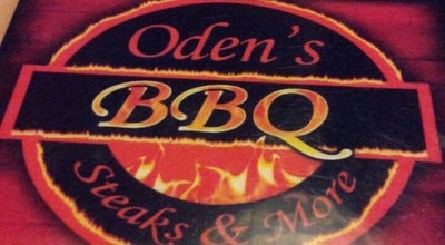 Photo of BBQ Joint Oden's bbq at 1262-1308 N Scott Ave, Belton, MO 64012, United States