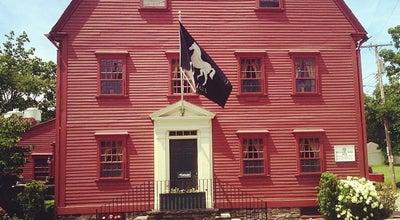 Photo of American Restaurant White Horse Tavern at 26 Marlborough St, Newport, RI 02840, United States