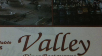 Photo of Diner Valley Diner Restaurant at 635 New Haven Ave, Derby, CT 06418, United States