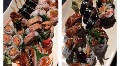 Photo of Sushi Restaurant Sushi bar kim at 1 Westmount Square, Westmount, Qc H3Z 2P9, Canada