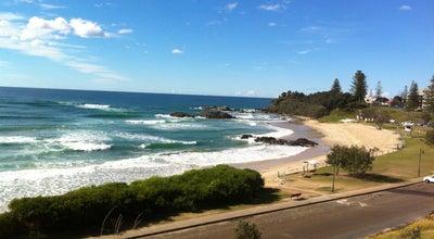 Photo of Beach Town Beach at Pacific Drv., Port Macquarie, NS 2444, Australia
