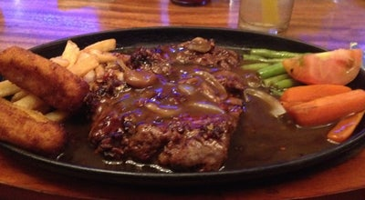Photo of Steakhouse Steak Hut at Jalan Raya Manyar Kertoarjo No. 80, Surabaya 60285, Indonesia