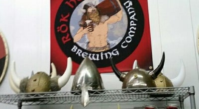 Photo of Brewery Rök House Brewing Company at 1939 W 11th St, Upland, CA 91786, United States
