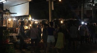 Photo of Arcade ตลาด วังมุข at Thanon Long Had Bang Saen, Ban Puek 20130, Thailand