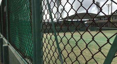 Photo of Tennis Court 沖縄県奥武山公園 庭球場 at 奥武山町52, 那覇市, Japan