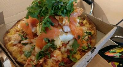 Photo of Pizza Place Steveston Pizza Company at 100 - 3400 Moncton Street, Richmond, Ca V7E 3A2, Canada