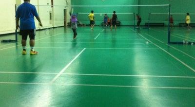 Photo of Tennis Court Blue 7 Badminton Court at Blue 7, Kota Kinabalu 88200, Malaysia