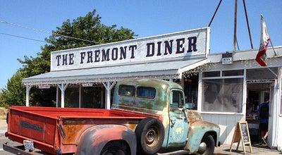 Photo of Diner The Fremont Diner at 2698 Fremont Dr, Sonoma, CA 95476, United States
