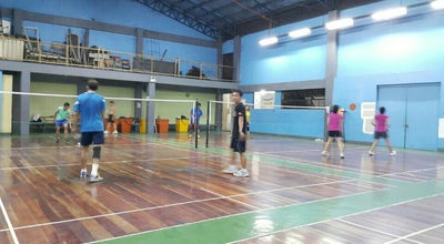 Photo of Tennis Court Soriano Sports Center at West Avenue, Iloilo City, Philippines