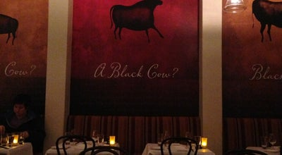 Photo of Steakhouse Black Cow Bistro at 70 George St, Launceston, Ta 7250, Australia