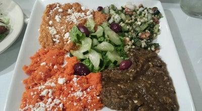 Photo of Mediterranean Restaurant Pyramid Cafe at 505 W Cordova Rd, Santa Fe, NM 87505, United States