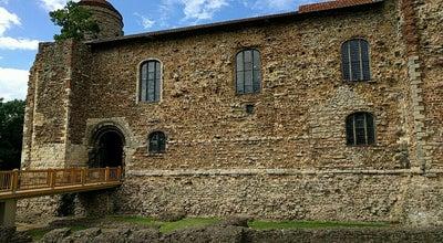 Photo of Historic Site Colchester Castle at Castle Park, Colchester, United Kingdom