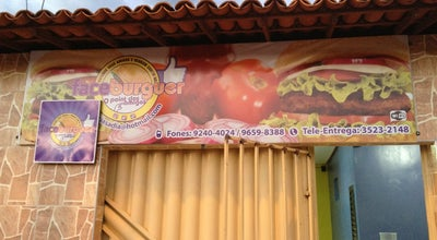 Photo of Burger Joint Faceburguer at Rod. Pinto Madeira, 270, Crato, Brazil