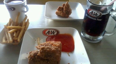 Photo of Fast Food Restaurant A&W Ruko ITC Depok at Ruko Itc Depok, Depok, Indonesia