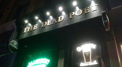 Photo of Pub The Dead Poet at 450 Amsterdam Ave, New York, NY 10024, United States