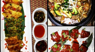 Photo of Vegetarian / Vegan Restaurant Hangawi at 12 E 32nd St, New York, NY 10016, United States