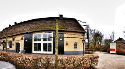 Photo of French Restaurant De Gieser Wildeman at Botersloot 1, Noordeloos 4225 PR, Netherlands