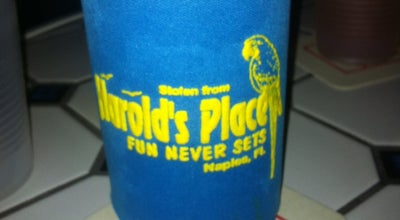 Photo of Burger Joint Harold's Place at 2555 Tamiami Trl N, Naples, FL 34103, United States