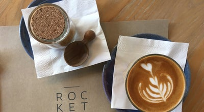 Photo of Cafe Rocket Coffeebar S.49 at 46/12 Sukhumvit 49, Watthana 10110, Thailand