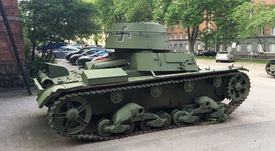 Photo of History Museum Sotamuseo | Military museum at Liisankatu 1, Helsinki 00170, Finland