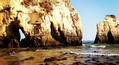 Photo of Beach Praia dos Três Irmãos at Praia Dos 3 Irmãos, Portimão 8500-178, Portugal