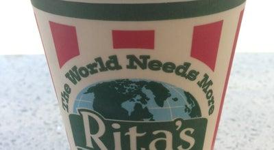 Photo of Ice Cream Shop Rita's Italian Ice at 3600 Fm 1488, Magnolia, TX 77384, United States