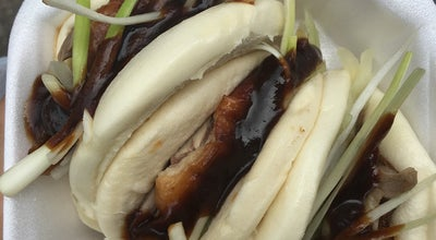 Photo of Asian Restaurant Peking Duck Sandwich Stall at Main St, Flushing, NY 11355, United States