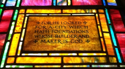 Photo of Church First Presbyterian Church of Buffalo at 1 Symphony Cir, Buffalo, NY 14201, United States