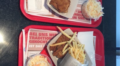Photo of Fried Chicken Joint Kentucky Fried Chicken at Berliner Str. 50-52, Offenbach am Main 63065, Germany