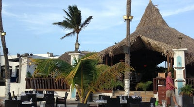 Photo of Restaurant Barefoot restaurant at Lg Smith Bulavard, Oranjestad, Aruba