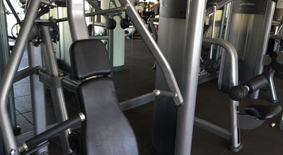 Photo of Hotel Andaz West Gym at 8401 W Sunset Blvd, Los Angeles, CA 90069, United States