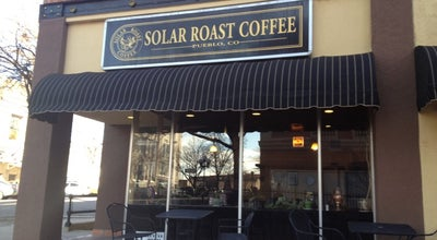 Photo of Coffee Shop Solar Roast Coffee at 226 Main St, Pueblo, CO 81003, United States