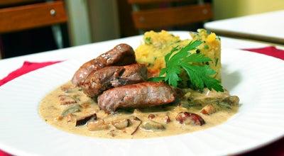 Photo of Modern European Restaurant Restaurant U Ciriny at Navrátilova 1632/6, Prague 110 00, Czech Republic