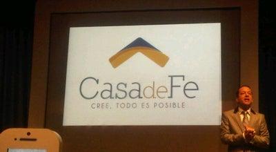 Photo of Church Casa de Fe at Avda Del Bombero, Edificio Fedenador., Guayaquil, Ecuador