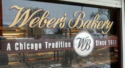 Photo of Bakery Weber's Bakery at 7055 W Archer Ave, Chicago, IL 60638, United States