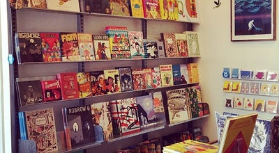 Photo of Bookstore Nobrow at 62 Great Eastern St., Shoreditch EC2A 3QR, United Kingdom