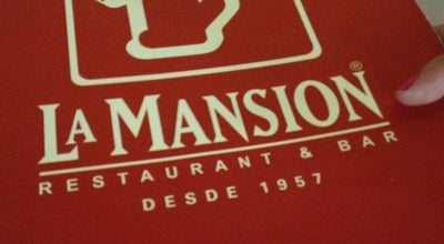 Photo of Steakhouse La Mansión at Av. Insurgentes Sur 778, Benito Juárez 03100, Mexico