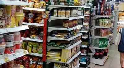 Photo of Supermarket 홈플러스 익스프레스 (Home Plus Express) at 강남구 압구정로46길 5-2, 서울특별시 135-897, South Korea
