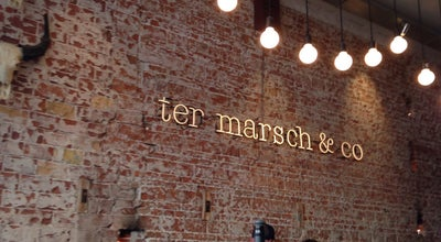 Photo of Burger Joint Ter Marsch & Co at Witte De Withstraat 70, Rotterdam, Netherlands